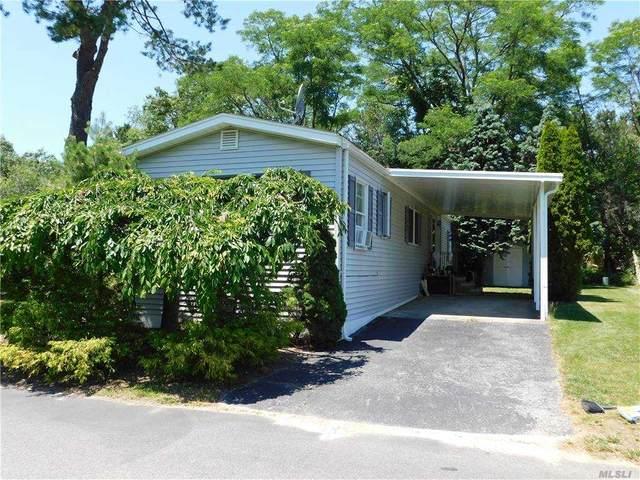 525-199 Riverleigh Ave, Riverhead, NY 11901 (MLS #3265115) :: Nicole Burke, MBA | Charles Rutenberg Realty