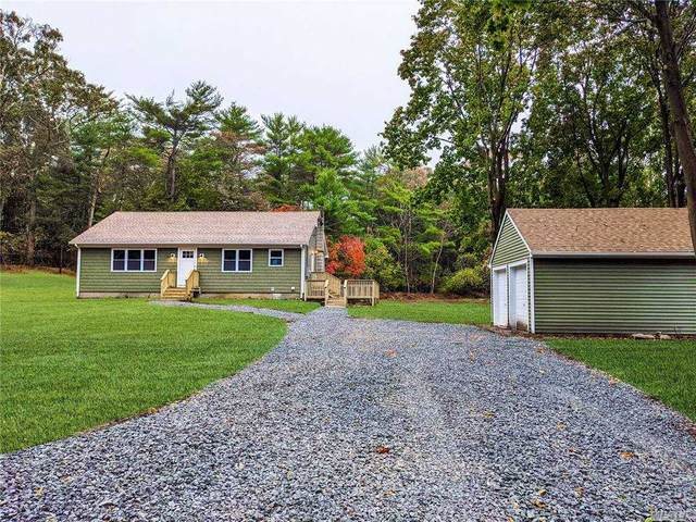 195 Mill Road, Yaphank, NY 11980 (MLS #3265164) :: Keller Williams Points North - Team Galligan