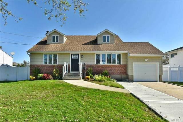 160 Sunset Avenue, Farmingdale, NY 11735 (MLS #3265343) :: Cronin & Company Real Estate