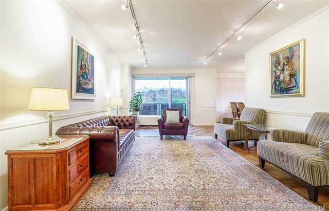 110-11 Queens Boulevard 4C, Forest Hills, NY 11375 (MLS #3265425) :: The McGovern Caplicki Team