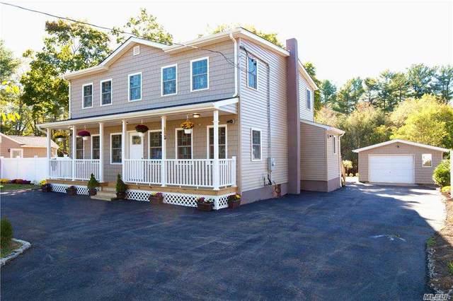 34 Middle Island Road, Middle Island, NY 11953 (MLS #3265522) :: Nicole Burke, MBA | Charles Rutenberg Realty