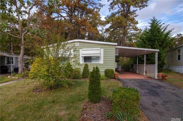 525/213 Riverleigh, Riverhead, NY 11901 (MLS #3265946) :: McAteer & Will Estates | Keller Williams Real Estate