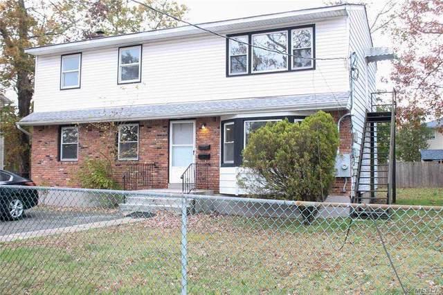 140 N 21st St, Wheatley Heights, NY 11798 (MLS #3266640) :: Nicole Burke, MBA | Charles Rutenberg Realty
