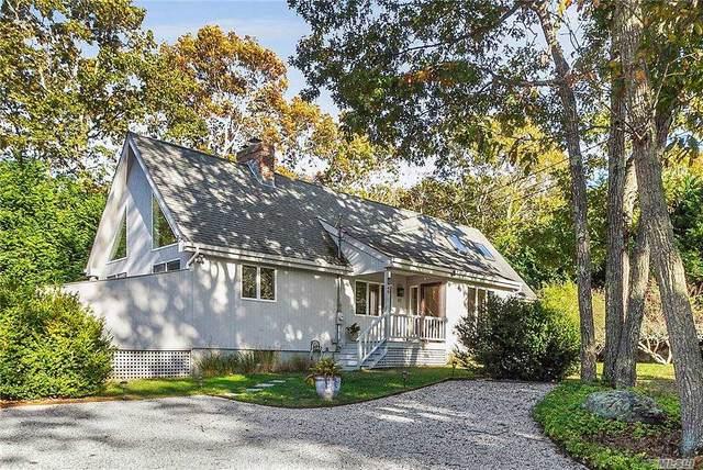 40 Harbor View Dr, East Hampton, NY 11937 (MLS #3267239) :: Nicole Burke, MBA | Charles Rutenberg Realty