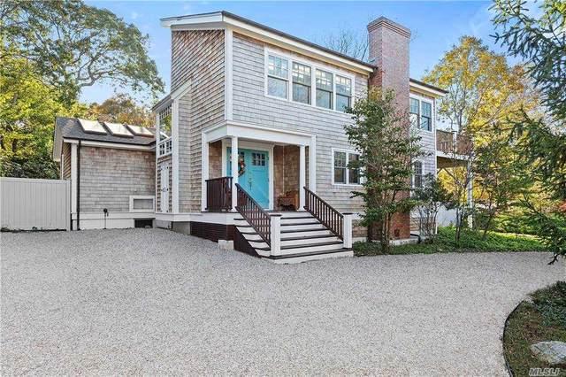8 Bianco Rd, East Hampton, NY 11937 (MLS #3267535) :: Nicole Burke, MBA | Charles Rutenberg Realty