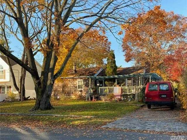 571 Lakeway Dr, W. Babylon, NY 11704 (MLS #3269520) :: Mark Boyland Real Estate Team