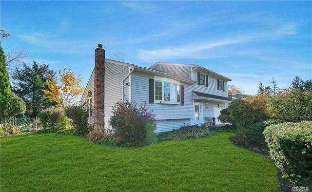 58 Holiday Park Drive, Hauppauge, NY 11788 (MLS #3269870) :: Mark Boyland Real Estate Team