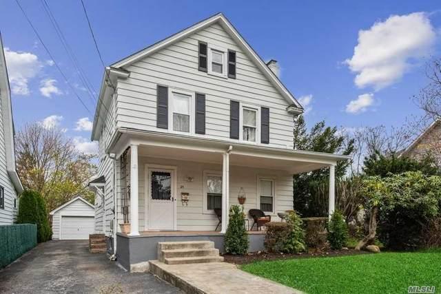 25 Highland Ave, Port Washington, NY 11050 (MLS #3270359) :: Signature Premier Properties