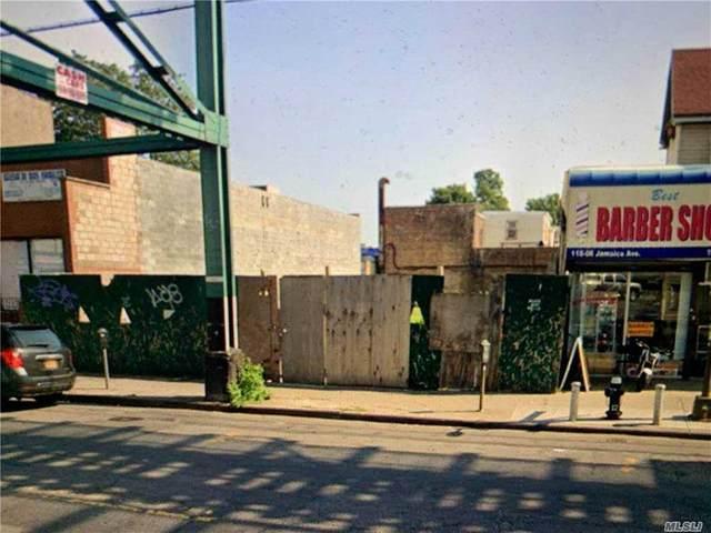 118-08 Jamaica Ave, Jamaica, NY 11418 (MLS #3271573) :: Signature Premier Properties