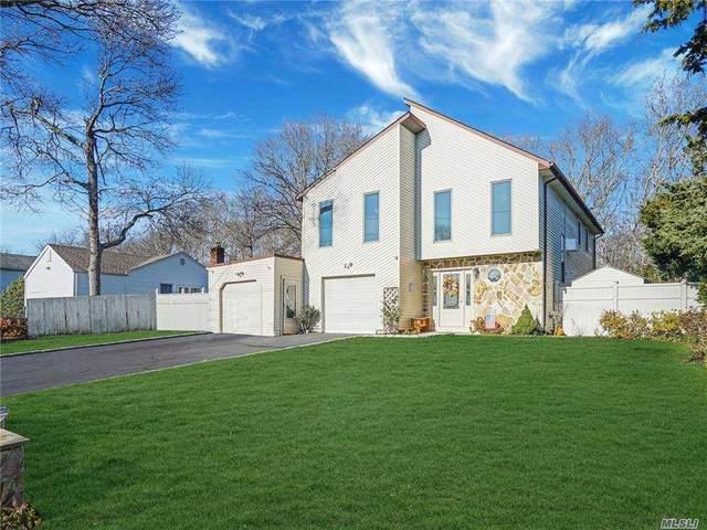 33 Golden Gate Dr, Shirley, NY 11967 (MLS #3271866) :: Mark Seiden Real Estate Team