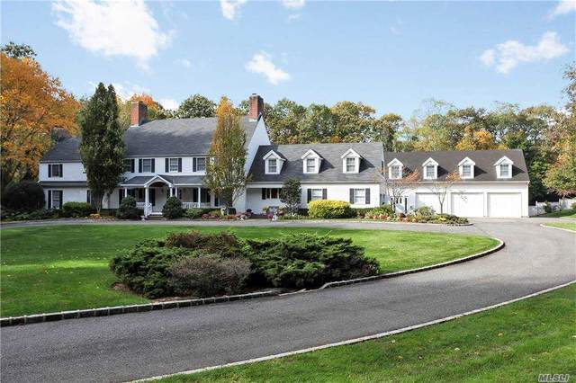 16 Grace Lane, Oyster Bay Cove, NY 11771 (MLS #3272188) :: Keller Williams Points North - Team Galligan
