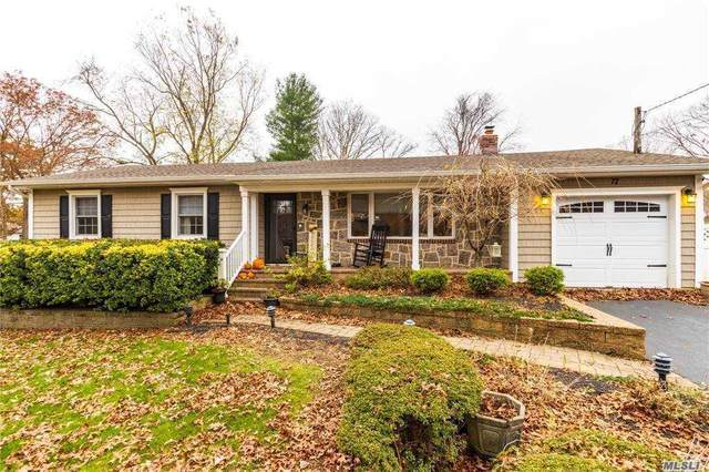 72 Summit Drive, Smithtown, NY 11787 (MLS #3272556) :: Signature Premier Properties