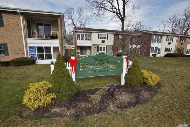215 East Main Street #35, East Islip, NY 11730 (MLS #3275028) :: William Raveis Baer & McIntosh