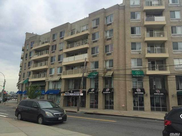 81-15 Queens Boulevard 6F, Elmhurst, NY 11373 (MLS #3276491) :: The McGovern Caplicki Team