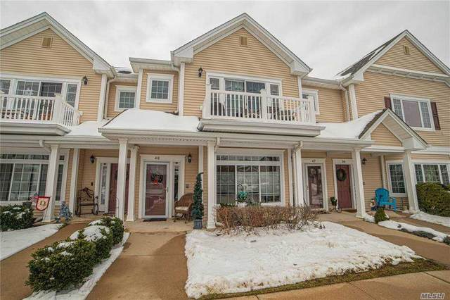 48 Genevieve Court #48, Amityville, NY 11701 (MLS #3276555) :: William Raveis Baer & McIntosh