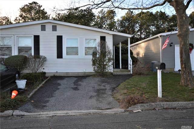 65B Village Circle W, Manorville, NY 11949 (MLS #3276615) :: Mark Boyland Real Estate Team