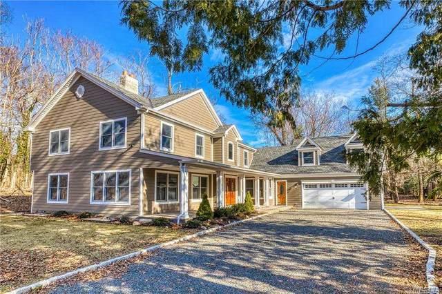 21 Flax Pond Woods Road, Old Field, NY 11733 (MLS #3278547) :: Nicole Burke, MBA | Charles Rutenberg Realty