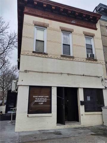70-20 60th Lane, Ridgewood, NY 11385 (MLS #3279947) :: Carollo Real Estate