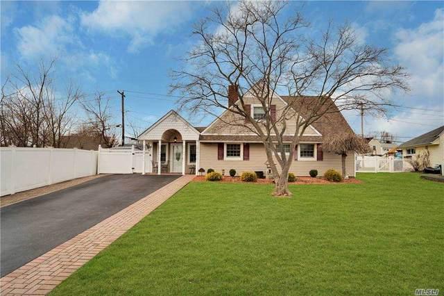 5 Friendly Road, Hicksville, NY 11801 (MLS #3279971) :: Nicole Burke, MBA   Charles Rutenberg Realty