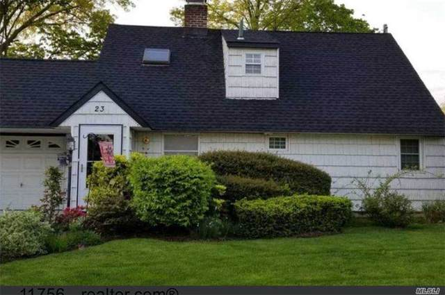 23 Kingfisher Road, Levittown, NY 11756 (MLS #3280226) :: Nicole Burke, MBA | Charles Rutenberg Realty