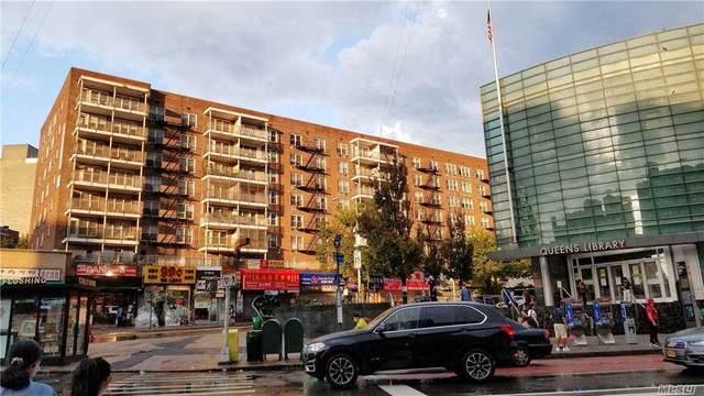 41-25 Kissena Boulevard 2SS, Flushing, NY 11355 (MLS #3280415) :: Signature Premier Properties
