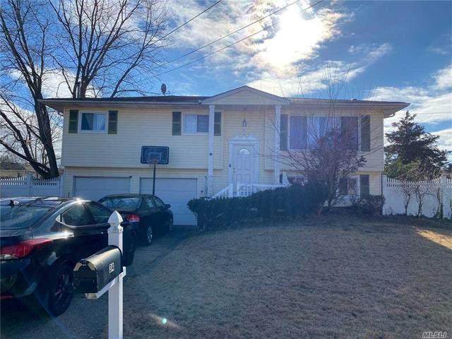 34 Harrison Ave, Centereach, NY 11720 (MLS #3280487) :: Signature Premier Properties
