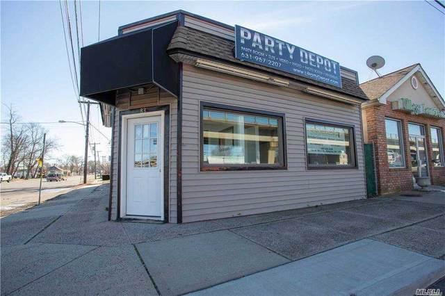 83 W Hoffman Ave, Lindenhurst, NY 11757 (MLS #3280505) :: Signature Premier Properties