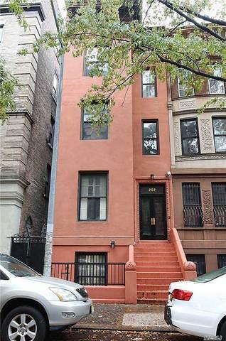 202 W 137 Street, New York, NY 10030 (MLS #3280724) :: Nicole Burke, MBA | Charles Rutenberg Realty