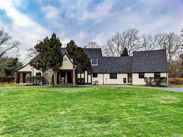 156 Gnarled Hollow Road, E. Setauket, NY 11733 (MLS #3280755) :: Nicole Burke, MBA | Charles Rutenberg Realty