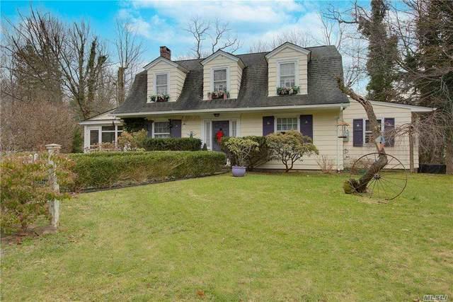 6 Hollow Road, Stony Brook, NY 11790 (MLS #3281040) :: Nicole Burke, MBA | Charles Rutenberg Realty