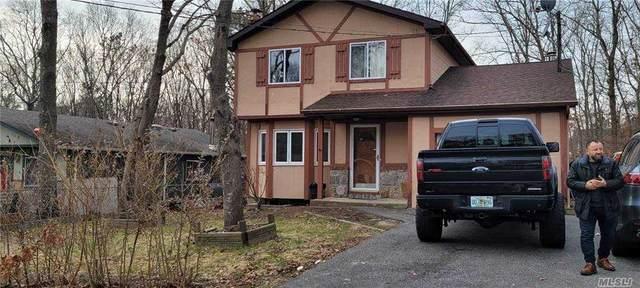 112 Montgomery Ave, Mastic, NY 11950 (MLS #3281157) :: Nicole Burke, MBA | Charles Rutenberg Realty