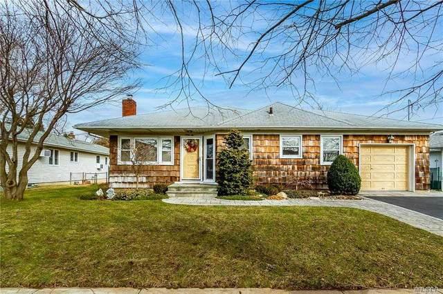 62 Evergreen Ave, Bethpage, NY 11714 (MLS #3281239) :: Nicole Burke, MBA | Charles Rutenberg Realty