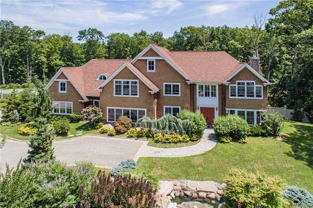 4 The Commons, Cold Spring Hrbr, NY 11724 (MLS #3281385) :: William Raveis Baer & McIntosh