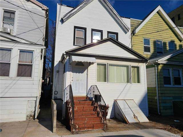 80-17 86th Ave, Woodhaven, NY 11421 (MLS #3281655) :: RE/MAX RoNIN