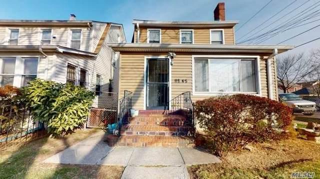 112-45 200th St, Jamaica, NY 11412 (MLS #3281667) :: Cronin & Company Real Estate