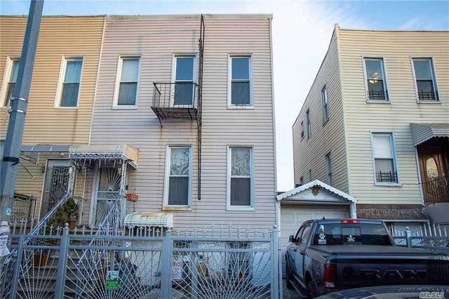 78 Harman St, Brooklyn, NY 11221 (MLS #3282240) :: Nicole Burke, MBA | Charles Rutenberg Realty