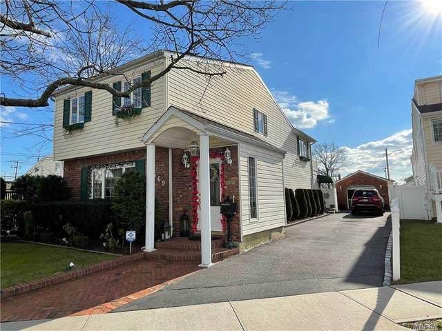 469 Albern Ave Ave, Oceanside, NY 11572 (MLS #3282620) :: Keller Williams Points North - Team Galligan