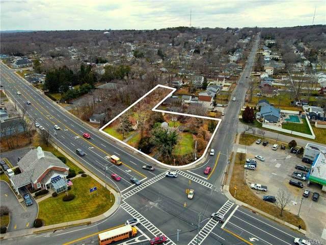 697-703 Horseblock Road, Farmingville, NY 11738 (MLS #3282623) :: Nicole Burke, MBA | Charles Rutenberg Realty