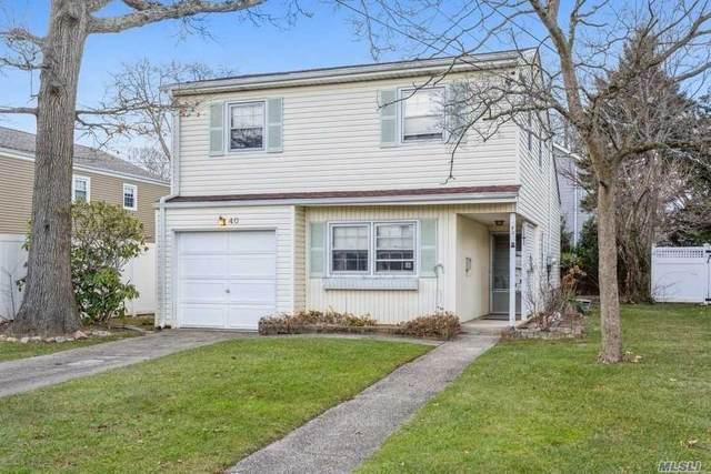 40 Algonquin Ave, Massapequa, NY 11758 (MLS #3282948) :: Nicole Burke, MBA | Charles Rutenberg Realty