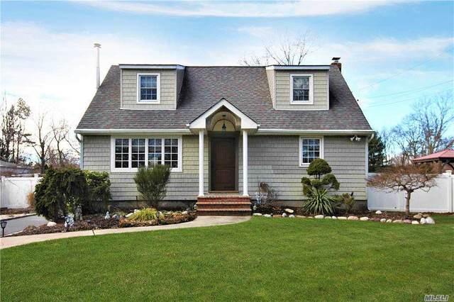 114 Vanderbilt Avenue, Ronkonkoma, NY 11779 (MLS #3282962) :: Frank Schiavone with William Raveis Real Estate