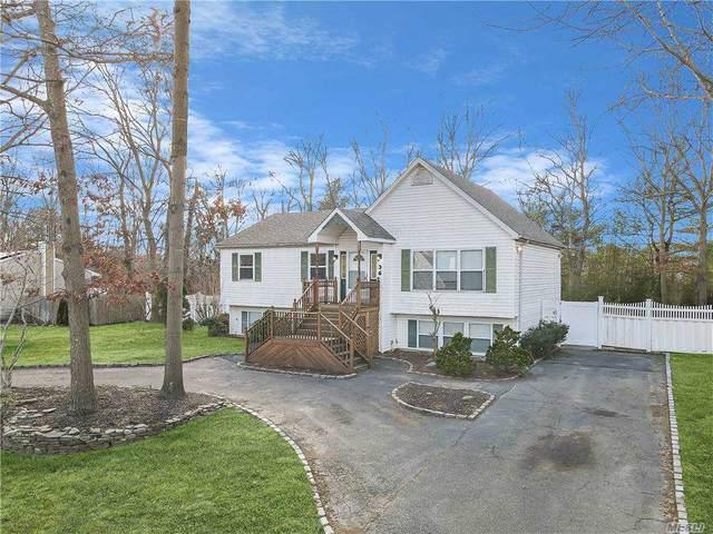36 Sharon Drive, Coram, NY 11727 (MLS #3283076) :: Nicole Burke, MBA | Charles Rutenberg Realty