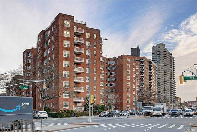 110-45 Queens Boulevard #218, Forest Hills, NY 11375 (MLS #3283188) :: Laurie Savino Realtor
