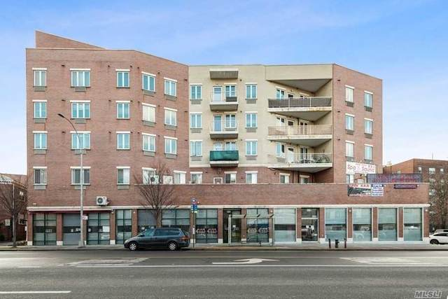 149-06 Northern Boulevard #508, Flushing, NY 11354 (MLS #3283360) :: Signature Premier Properties