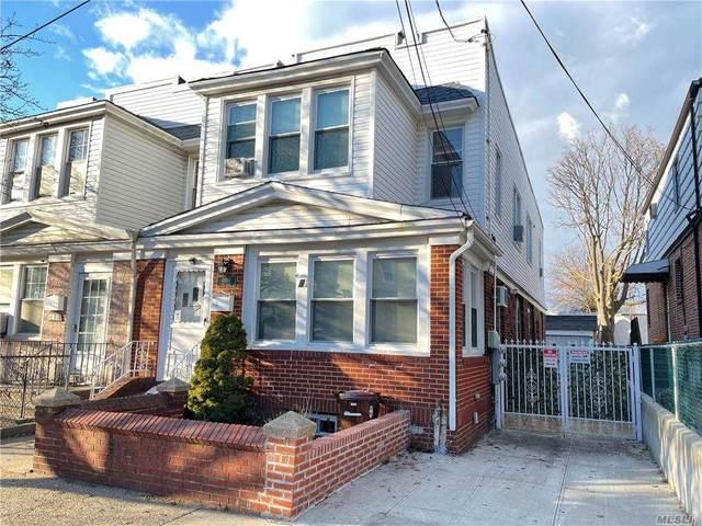 102-07 103rd Ave, Ozone Park, NY 11417 (MLS #3283398) :: Mark Boyland Real Estate Team