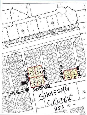Lot 3 Mineola Avenue, Miller Place, NY 11764 (MLS #3283427) :: Barbara Carter Team