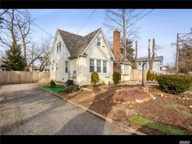141 Nicolls Rd, Wheatley Heights, NY 11798 (MLS #3283740) :: Nicole Burke, MBA | Charles Rutenberg Realty