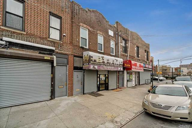 48 New Lots Ave, Brooklyn, NY 11212 (MLS #3283746) :: Mark Seiden Real Estate Team