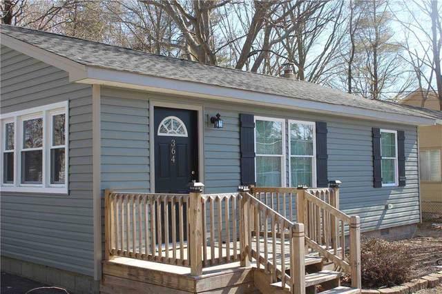 364 Carnation Drive, Shirley, NY 11967 (MLS #3290764) :: William Raveis Baer & McIntosh