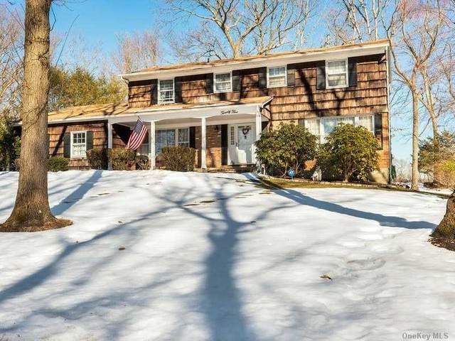 25 Glenrich Drive, St. James, NY 11780 (MLS #3290917) :: Goldstar Premier Properties