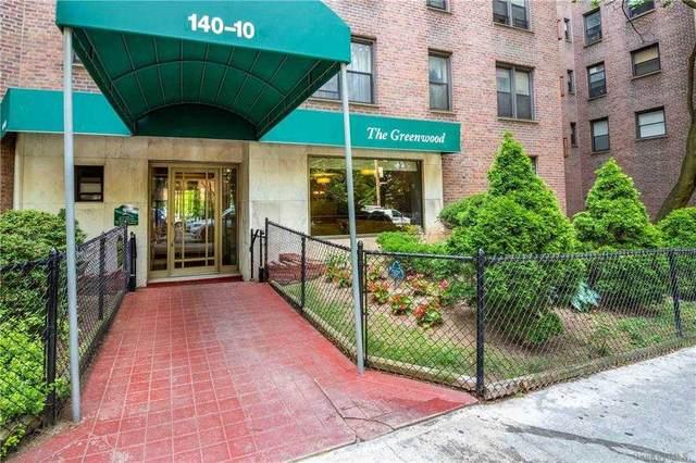 140-10 84th Street 4J, Briarwood, NY 11435 (MLS #3291083) :: The McGovern Caplicki Team